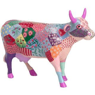 Patchwork Cow - 13 best images about cowparade on shops