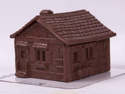 casas de chocolate casa de chocolate figuras de chocolate