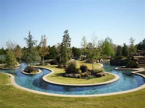 backyard lazy river design best 25 lazy river pool ideas on pinterest backyard