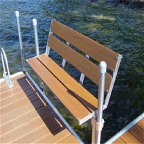 boat dock benches connecticut dock builders accessories hello