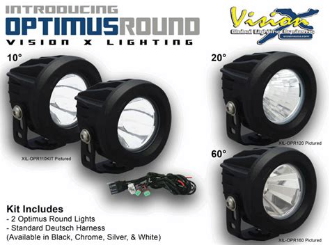 vision 14 lights out vision x lighting rounds out optimus series vision x usa