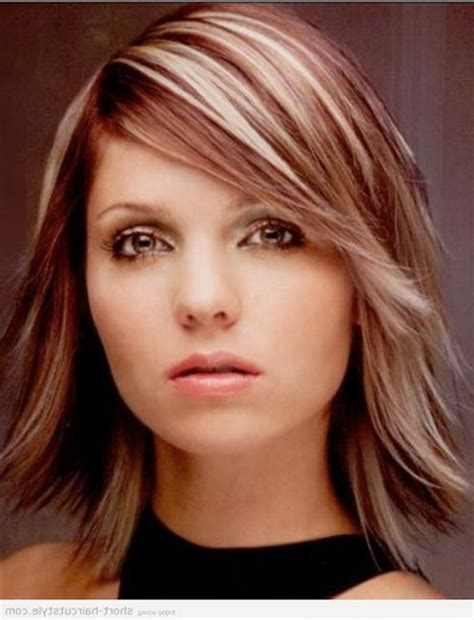 hairstyles for medium length thick layered hair hairstyles for medium length thick hair