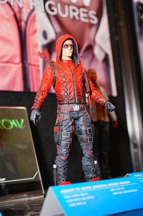 Captain Cold Flash Dc New 52 Jim Dcc Boxset Villains dc collectibles dc tv series at fair 2015 the toyark news