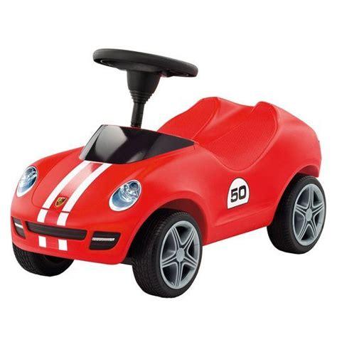 Big Porsche Aufkleber by Big Bobby Car Baby Porsche Rot Babyartikel De