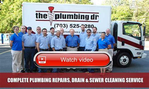 Plumbing Falls Church Va by The Plumbing Dr Plumbers In Falls Church And Arlington Va