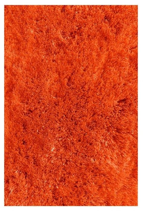 Orange Modern Rug by Shop Houzz La Rug Inc Area Rug Orange Area Rugs