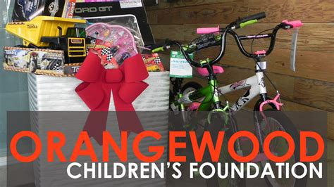 orangewood children s foundation driver spg