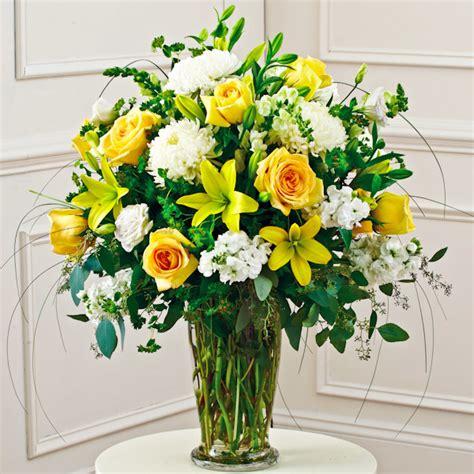 Large Vase Flower Arrangements