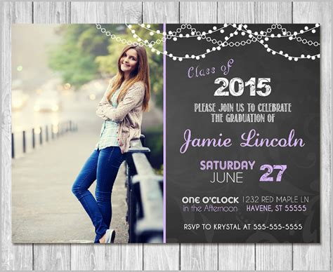 graduation announcement template 19 graduation invitation templates invitation templates