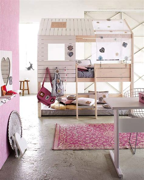 Inspire Q Beds Children S Indoor Tree House Adorable Home