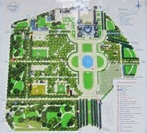 Formal French Gardens - map of the park picture of luxembourg gardens paris tripadvisor
