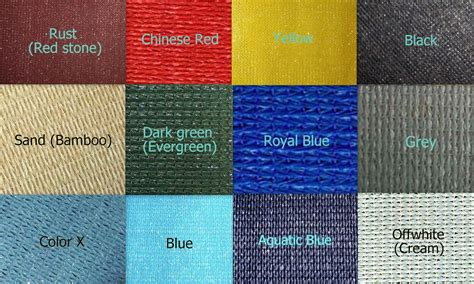 Fabric Shades by Shade Cloth For Commercial Patios Shade Cloth Colors