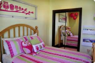 Owl Bedroom Ideas Girls Room Decor Owls Girls Room Pinterest
