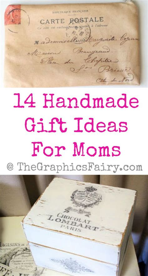 Handmade Gifts Website - 14 handmade gift ideas for graphics in and