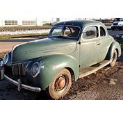 Dream Survivor 1939 Ford Coupe