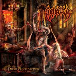 sinister the post apocalyptic servant metal recusants