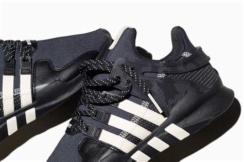 Adidas Consortium Eqt Support Adv X Undptd Black White sneaker undefeated x adidas consortium eqt support adv pause s fashion