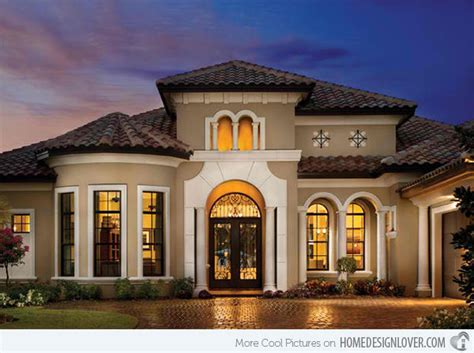 mansions designs 15 sophisticated and mediterranean house designs