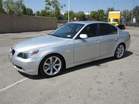 all car manuals free 2007 bmw 5 series electronic toll collection purchase used 2007 bmw 550i sport manual 6 speed 51k one owner in sherman oaks california