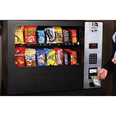 14 column snack vending machine tabletop snack vending