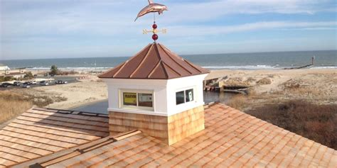 Copper Cupola Roof Digiconsoo Custom Cupola With Copper Roofing