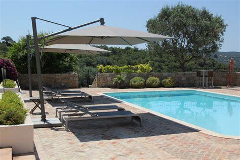 Seagrass Patio Furniture Glatz Sombrano Cantilever Parasol 3 5m X 3 5m Square