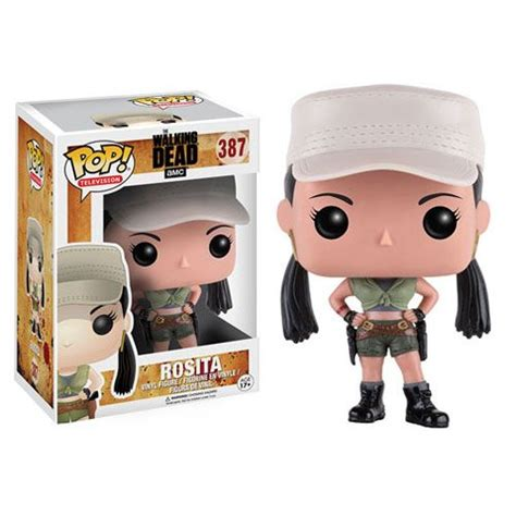 Funko Pop The Walking Dead Maggie quot the walking dead quot se revelan los funko pop de la 7 temporada aullidos