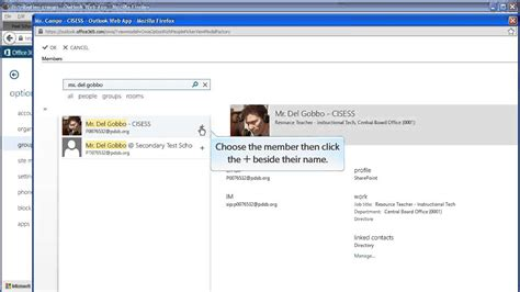 Office 365 Distribution List Creating Distribution Lists In Office 365