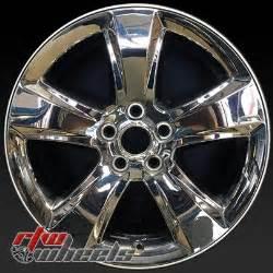 Dodge Wheels For Sale 18 Quot Dodge Wheels For Sale 2010 2013 Chrome Rims 9117