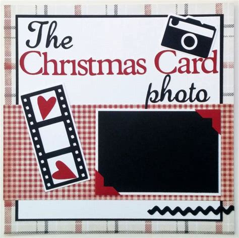 scrapbook layout christmas best 25 christmas scrapbook layouts ideas on pinterest
