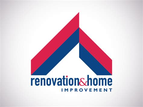 renovation and home logo by fabioleda on deviantart