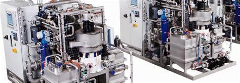 Rochem Fyrewash F1 sewage treatment systems