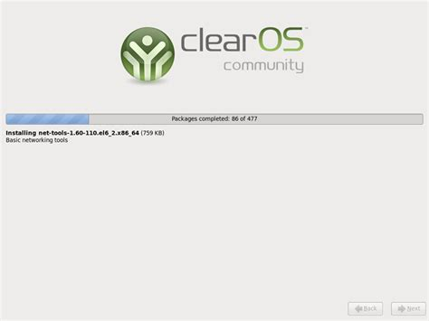 Clearos 73 Community Edition running a small business server with clearos 6 3 0 community edition