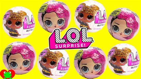 Lol Series Glitter Lol Glitter Lol Doll Lol Dolls Glitter Series