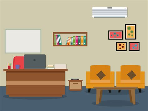 eps format office office flat styles background vector 04 vector