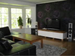 Interior Livingroom Scandinavian Living Room Entertainment Setups