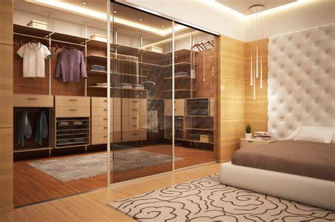 tapetengestaltung schlafzimmer szafy wnękowe żar kar