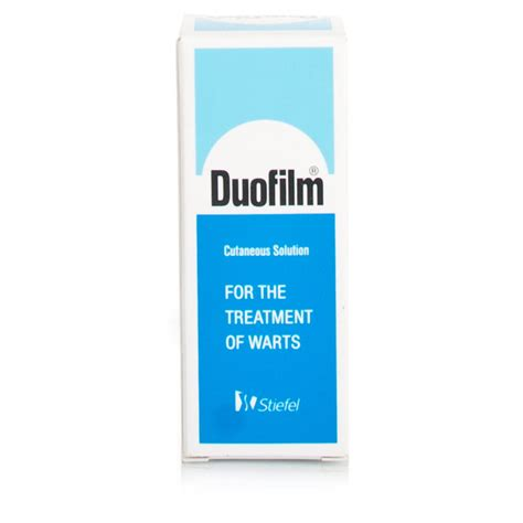Duofilm Cutaneous Solutions for Warts Treatment   Chemist