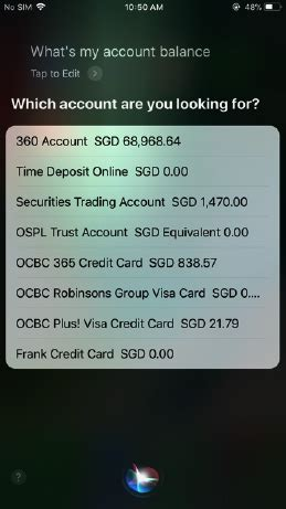 ocbc voice banking ocbc singapore