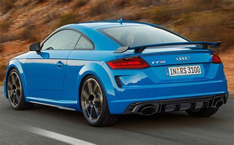 Audi Tt Rs 2020 by Audi Tt Rs E Tt Rs Roadster 2020 Fotos E Especifica 231 245 Es