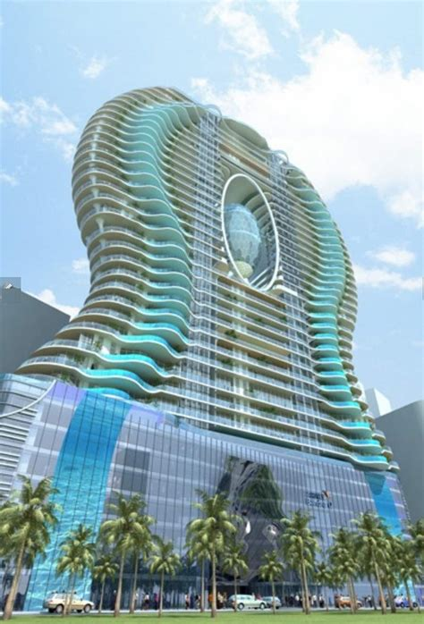 mumbai hotel with pools in every room wordlesstech bandra ohm residential tower by cybertecture