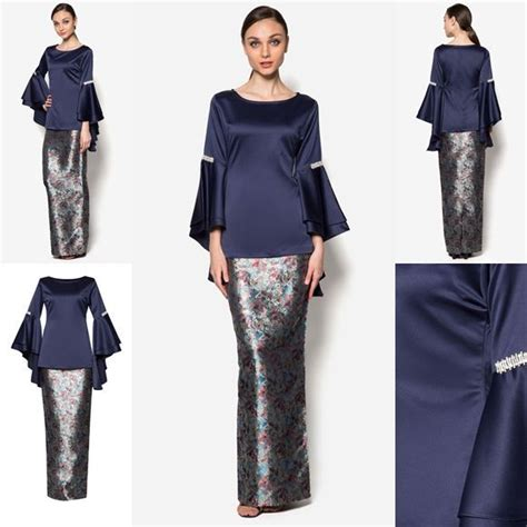 design baju kurung modern batik 111 best images about baju kurung moden on pinterest