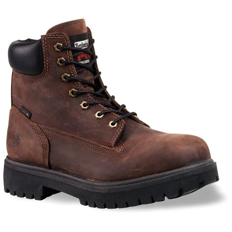 timberland boots pro s timberland 174 pro 174 6 quot leather direct attach 200