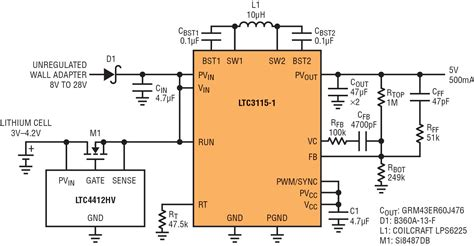 schottky diodes function schottky diode transfer function 28 images ltc3444 micropower synchronous buck boost dc dc