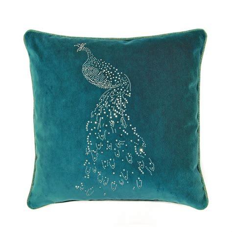 Peacock Accent Pillows by Jar Designs Peacock Throw Pillow