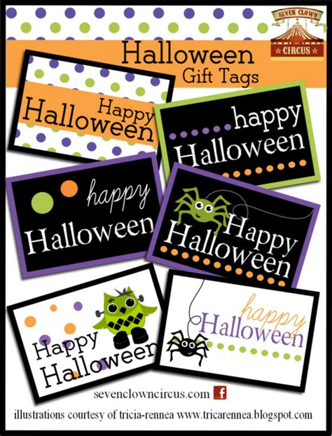 free printable gift tags for halloween treats 15 halloween printable gift tags free printable tip junkie