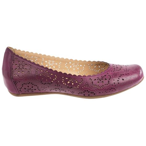 Ballet Flats 4 by Earthies Bindi Leather Ballet Flats For Save 50