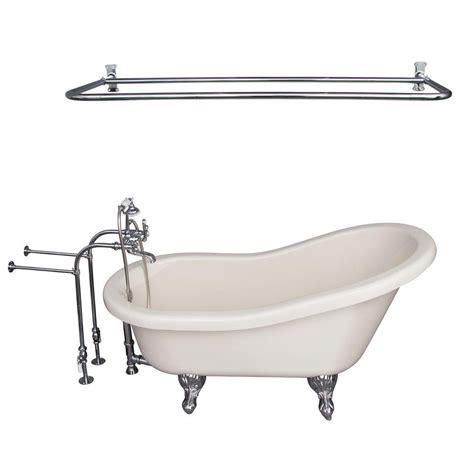 bisque bathtub bisque slipper tub