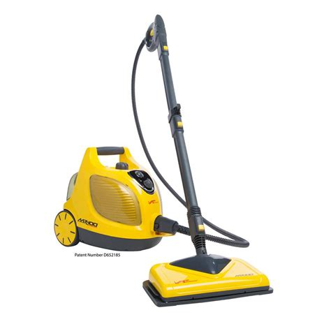 vapamore multi purpose canister steam cleaner mr 100 the