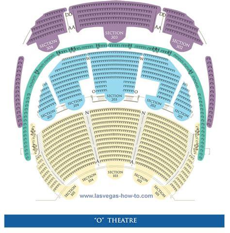 cirque du soleil o seating chart pdf bellagio o seating chart understanding best ticket